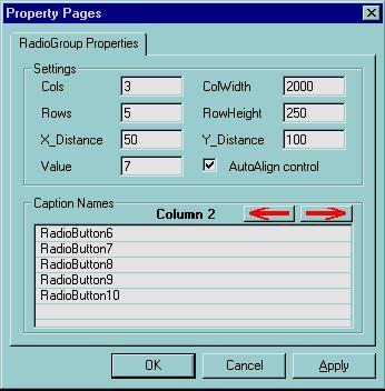 c# components  net vb optionbutton Radiogroup ActiveX Control for VB
